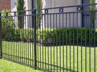 Металлический забор Москва цена от 1440 руб.