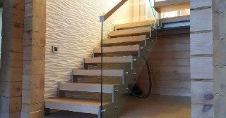 Установка ограждений лестниц Москва цена от 2026 руб.