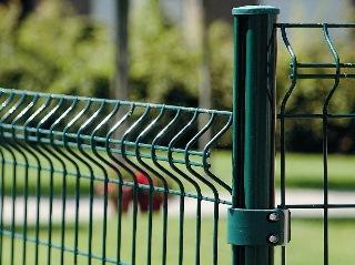 Забор из 3D сетки Москва цена от 1173 руб.