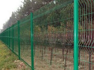 Забор из сетки Москва цена от 1152 руб.