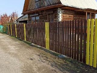 Установка заборов Москва цена от 1333 руб.
